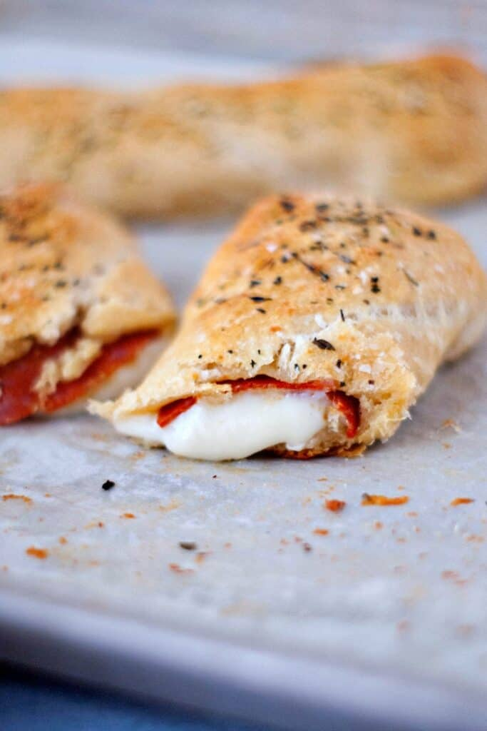 Easy Pizza Sticks recipe