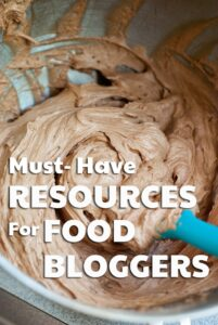 Resources for Food Bloggers |heatherlikesfood.com
