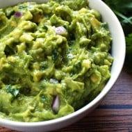 Chipotle Guacamole | heatherlikesfood.com