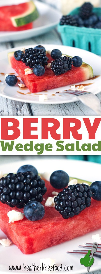 Berry Wedge Salad