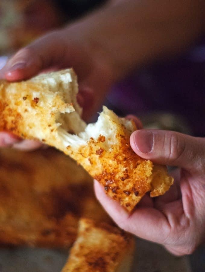 Ultimate Garlic Bread