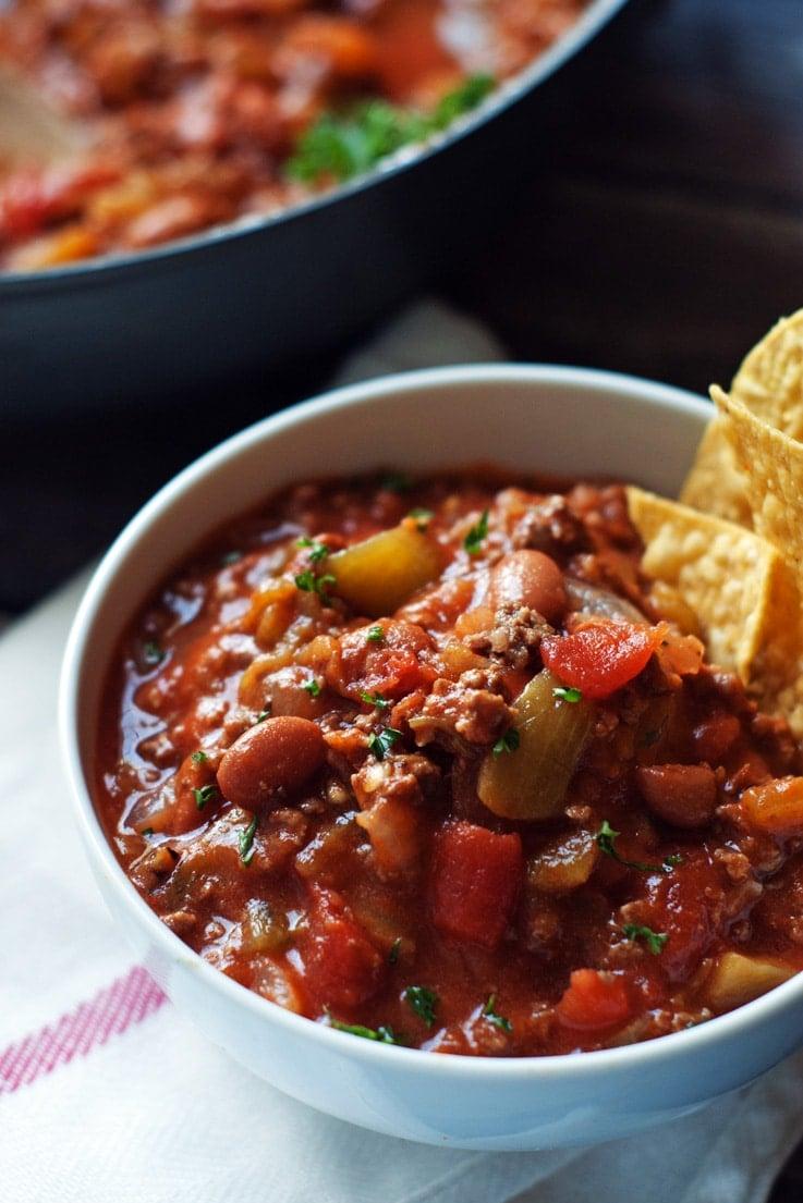 30 Minute Chili