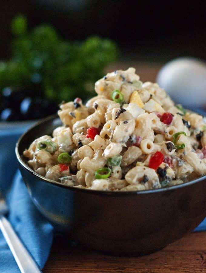 Picnic Macaroni Salad