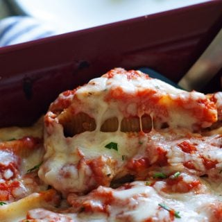 Stuffed Lasagna Shells