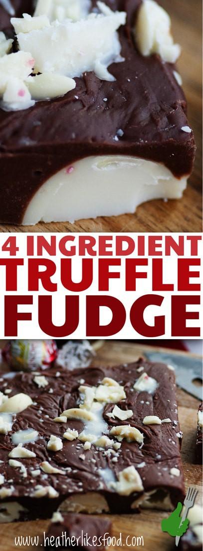 4-ingredient-truffle-fudge