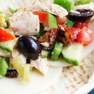 Antipasti Chicken Salad