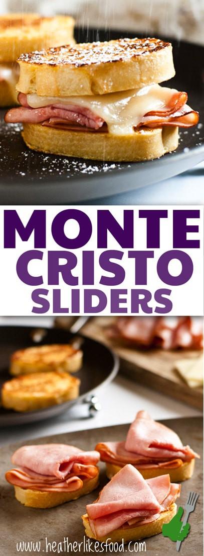 Monte Cristo Sliders