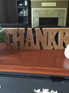 Gratituesday #1