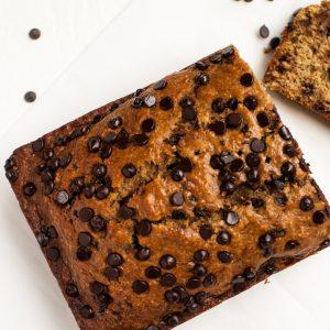 Best Healthy Chocolate Chip Banana Bread