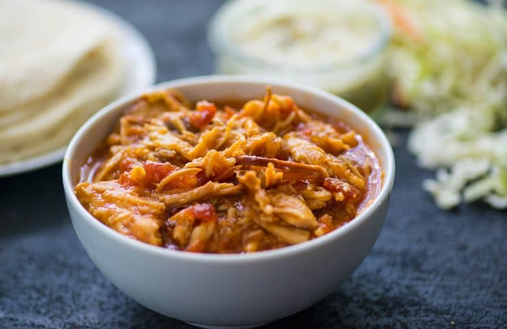 Amazing Pineapple Salsa Chicken, So Quick and Easy!
