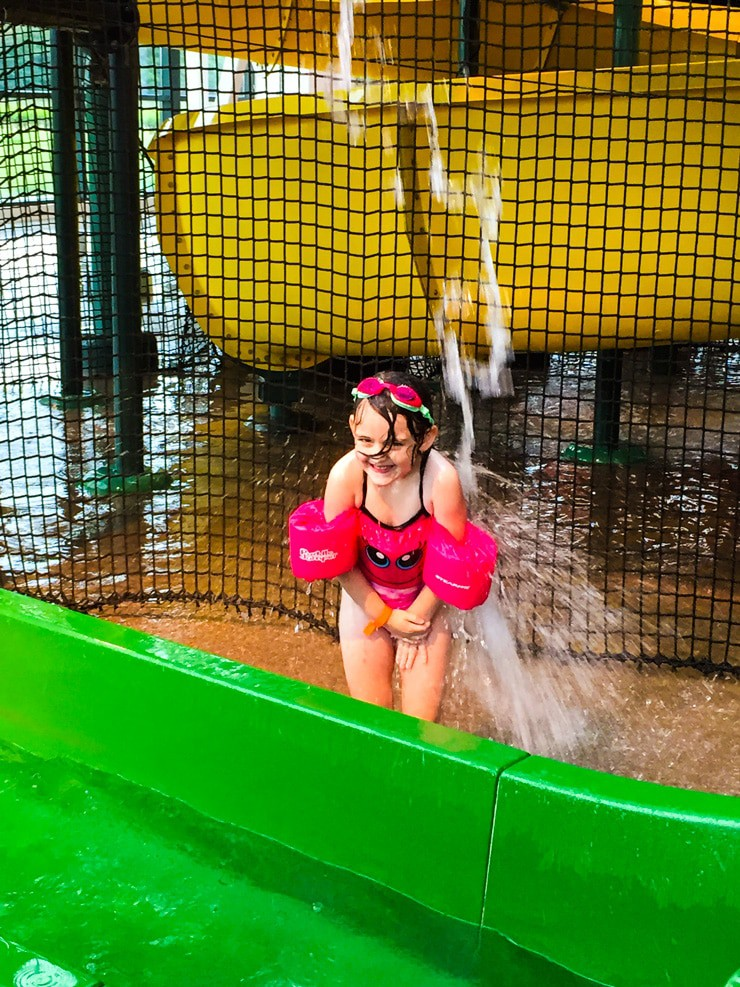 Beginner's Guide to Sanity at a Waterpark
