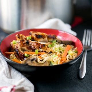 Teriyaki Chicken Big Bowl