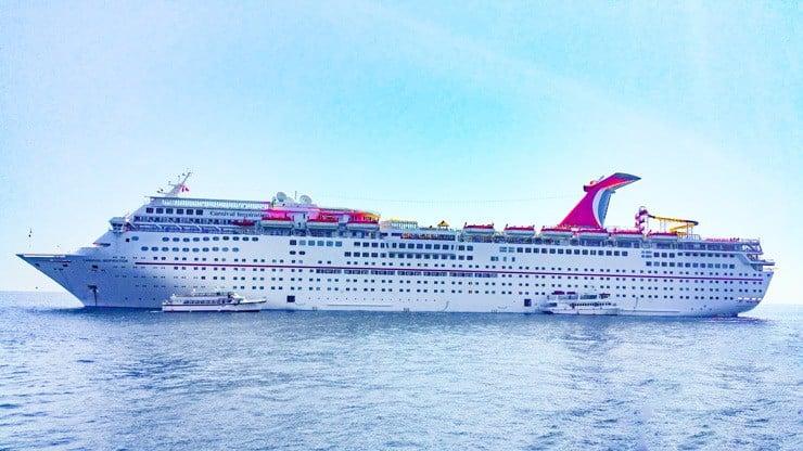Carnival Inspiration Cruise