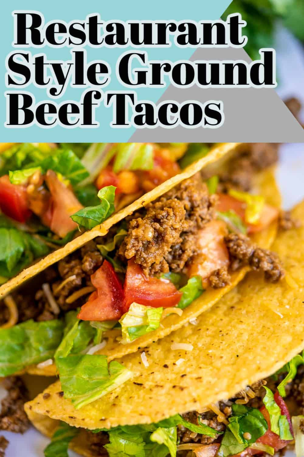 This is the recipe I reach for most often when we're making ground beef tacos or burritos. It's full of flavor, saucy, totally delicious! via @hlikesfood