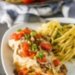 Baked Smothered Chicken Breast