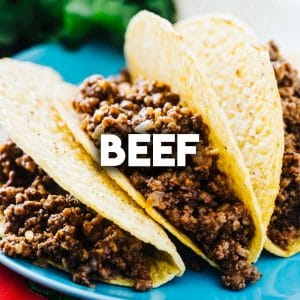 Beef Dinner Recipes