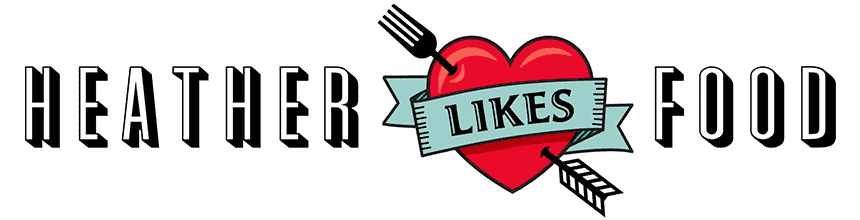 Heather Likes Food logo