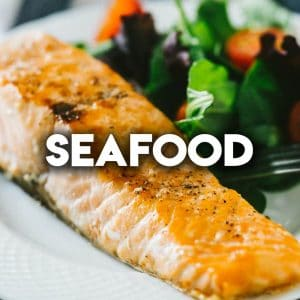 Seafood Dinner Recipes