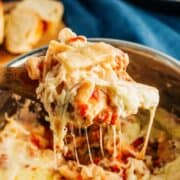 Baked Pasta inside an Instant Pot